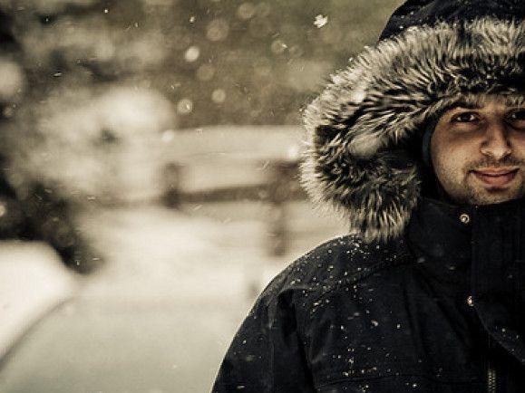 So sieht er aus, im Winter: der moderne Stadtmensch. Nicht alle finden das gut. /  © NidalM/flickr