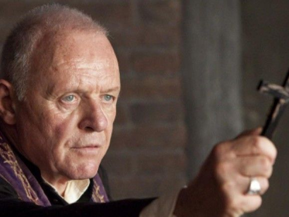 Anthony Hopkins in The Rite - Das Ritual © Warner Bros.