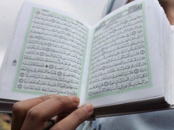 Der Koran betont das grundsätzliche Vergeltungsrecht in Sure 5,45. / Foto: Marcus Brandt (ddp)