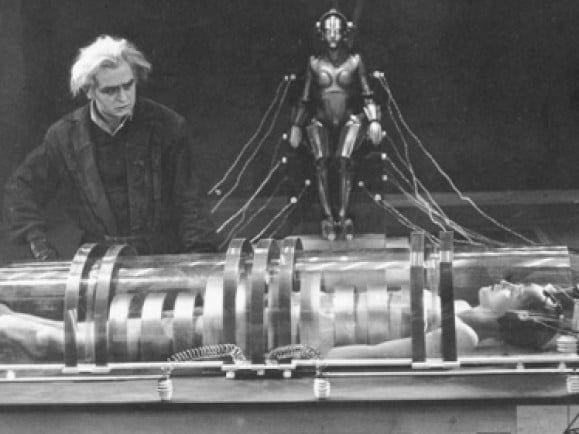 "Szene aus ""Metropolis"". / © 2011 Warner Bros. Entertainment Inc."