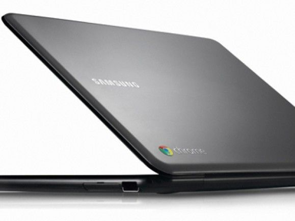 Eines von zwei Chromebooks, die zum Start am 15.6. verfügbar sein werden. / © google/Samsung