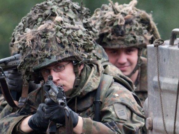 Die Bundeswehr steht vor einer umfassenden Reform. Bild: © Axel Schmidt/dapd