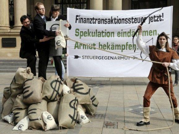 Europa fordert die Finanztransaktionssteuer, aber wird sie jemals eingeführt?