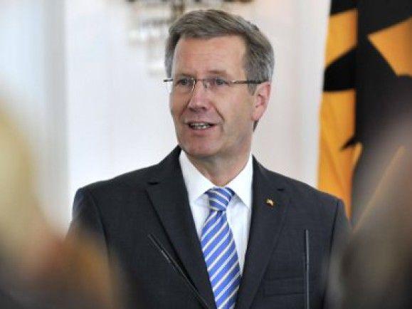 Bundespräsident Wulff steht wegen eines privaten Kredits von einem Unternehmer heftig in der Kritik. Foto: © Lennart Preiss/ dapd