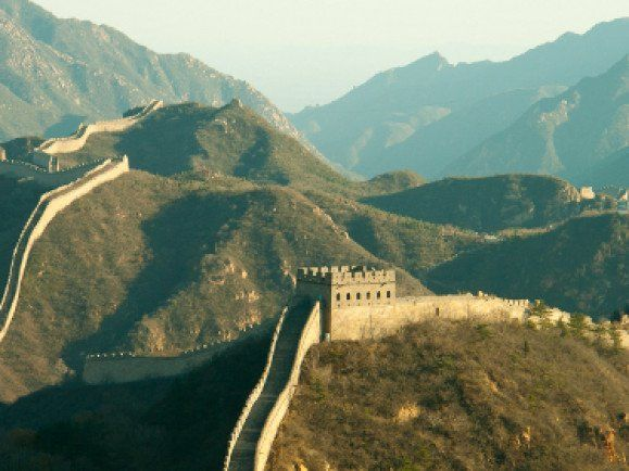 Haben wir in Bezug auf die chinesische Mentalität eine Mauer im Kopf? Foto: © Holger Gräbner / pixelio.de