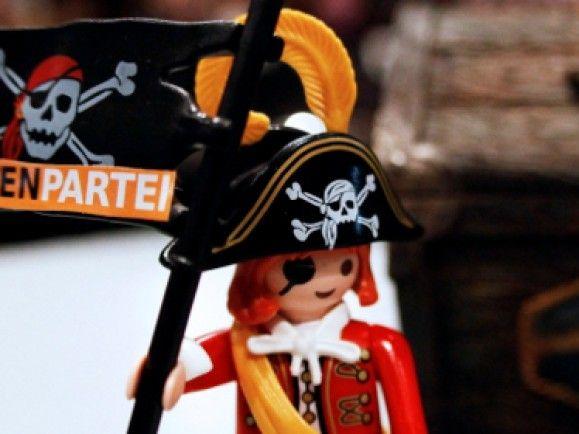 Ist die Piratenpartei ein ernst zu nehmender politischer Gegner? Foto: © Mario Vedder / dapd