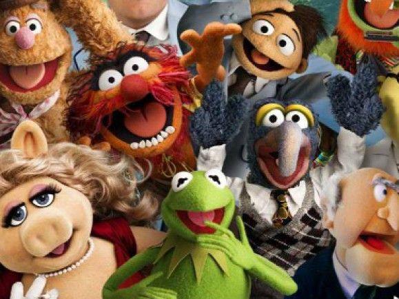 Auf diesen Film freut sich unsere Kinoexpertin 2012 besonders: Die Muppets / Foto: © Disney