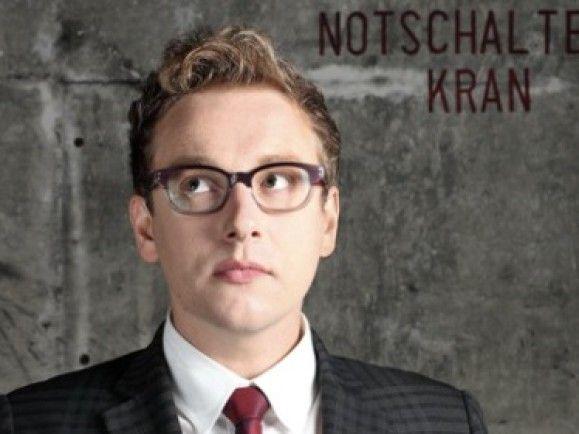 "Sven van Thom bringt Ende Februar sein neues Album ""Ach!"" raus."