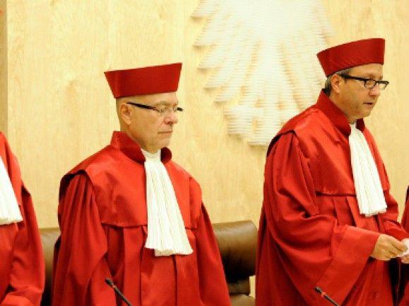 Wird bald das Geld entscheiden wer vor das Bundesverfassungsgericht ziehen darf?/ Foto:© Winfried Rothermel/dapd