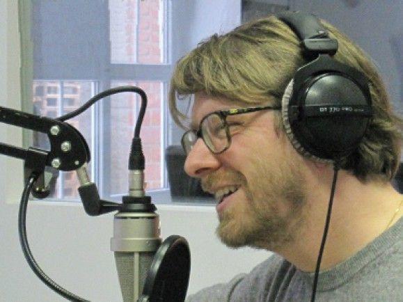 """Francesco Wilking wird in Zukunft auch wieder mit seiner Band """"Tele"""" unterwegs sein."""