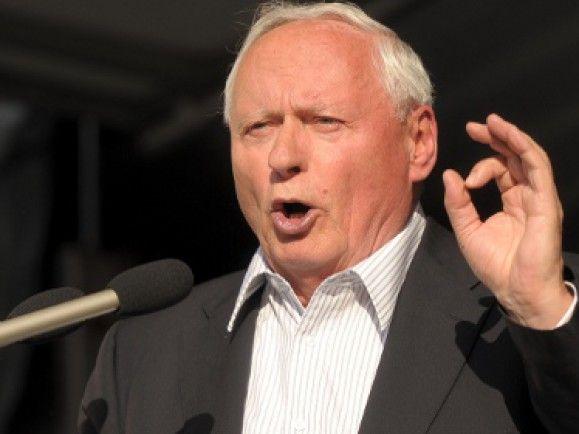 Kann er Die Linke retten? Die Rufe nach Oskar Lafontaine werden lauter. Foto © Candy Welz / dapd.