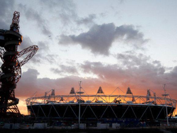 Die Welt ist gespannt auf die heutige Eröffnungsfeier im Londoner Olympiastadion. © Foto: Alastair Grant /dapd