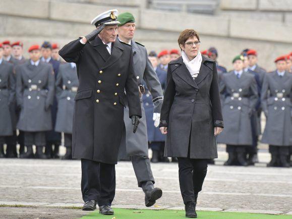 Bundeswehr und Öffentlichkeit