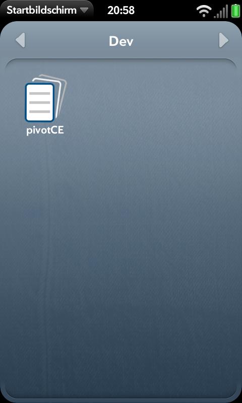 pivotCE Screenshot 0