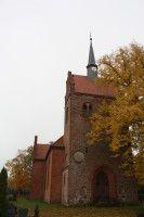 Die Kirche von Bömenzien.