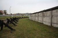 Original erhaltenes Stück Mauer in Hötensleben.