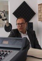 Chefredakteur der Online-Ausgabe der Süddeutschen Zeitung, zu Besuch im detektor.fm-Studio.