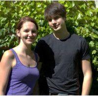 Katja Schmidt und Sebastian Rumberg wandern gemeinsam durch Westdeutschland.