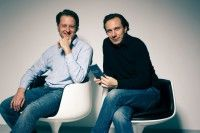 Psychologe der eine, Kommunikationsxperte der andere - und Grand-Prix-Fans beide. / © Erik Dreyer