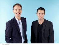 Dr. Volker Kitz und Dr. Manuel Tusch sind Psychologen und haben bereits mehrere Sachbuch-Bestseller geschrieben. / © Mareike Foeking