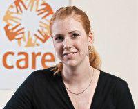 Sprecherin der Hilfsorganisation CARE Deutschland-Luxemburg e.V.