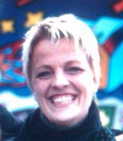 eine der Organisatorinnen der ACTA-Proteste.