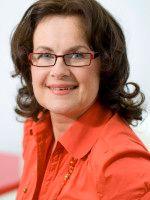 Leiterin der >Hauptabteilung Zentrale Aufgaben< des WDR-Hörfunks.