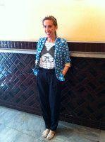 Redakteurin der französischen ELLE in Istanbul.