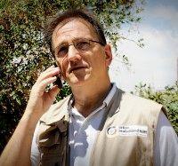 Leiter der internationalen Kommunikation der Hilfsorganisation >Care