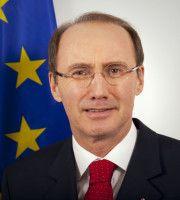 ist einer der Vizepräsidenten des EU-Parlaments.
