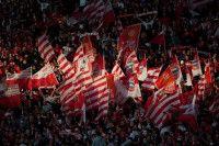 Am 28. Spieltag steht fest: FC Bayern München ist Deutscher Meister. Das ist vielleicht nur der Anfang einer Siegesserie. Foto: Maja Hitij/dapd