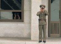Die koreanischen Nachbarn beobachten sich seit der Trennung 1953. © Foto: U.S. Army Korea (Historical Image Archive)