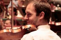 Zweiter Geiger und Orchestervorstand