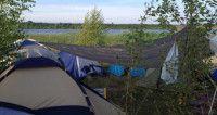 Green Camping auf dem diesjährigen Melt!-Festival
