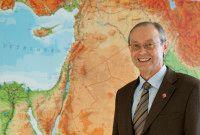 ist Leiter des «Zentrums für Forschung zur Arabischen Welt.»