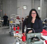 ist Geschäftsführerin der öko-sozialen Textilfirma »manomama«.