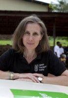 ist Sprecherin der Welthungerhilfe.