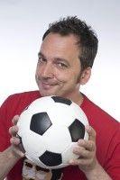 berichtet wöchentlich aus der »Wunderbaren Welt des Fußballs«. Foto: A. Zeigler