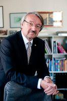 Präsident der Berlin-Brandenburgischen Akademie der Wissenschaften. Foto: Noel Tovia Matoff