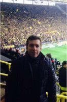 kommentiert für Sky die Bundesliga und Champions League. Foto: privat