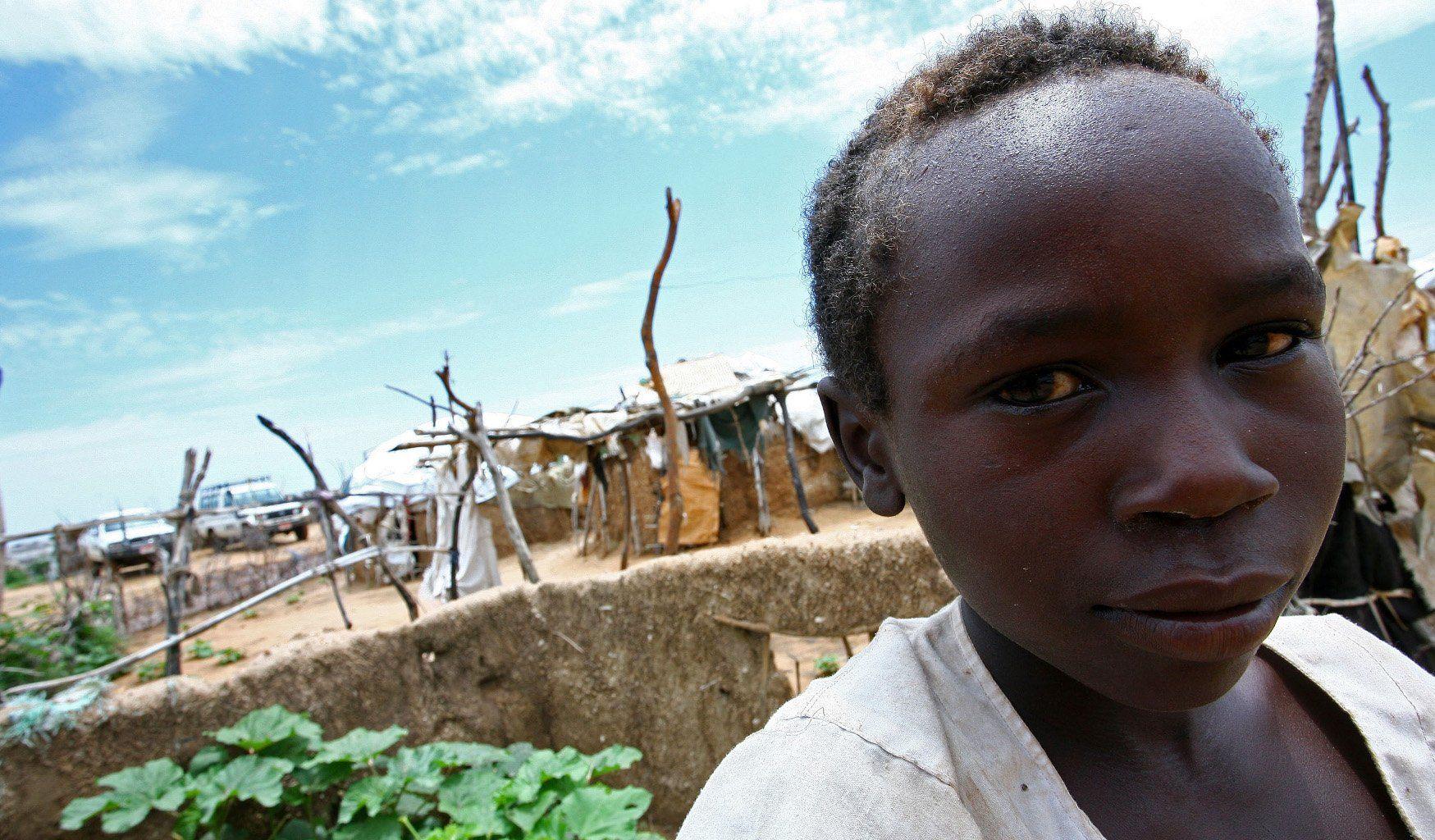 Afrika - Sturat Price AFP