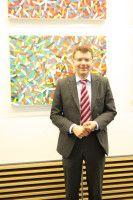 sitzt für die CDU im Europäischen Parlament. Foto: Max Heeke