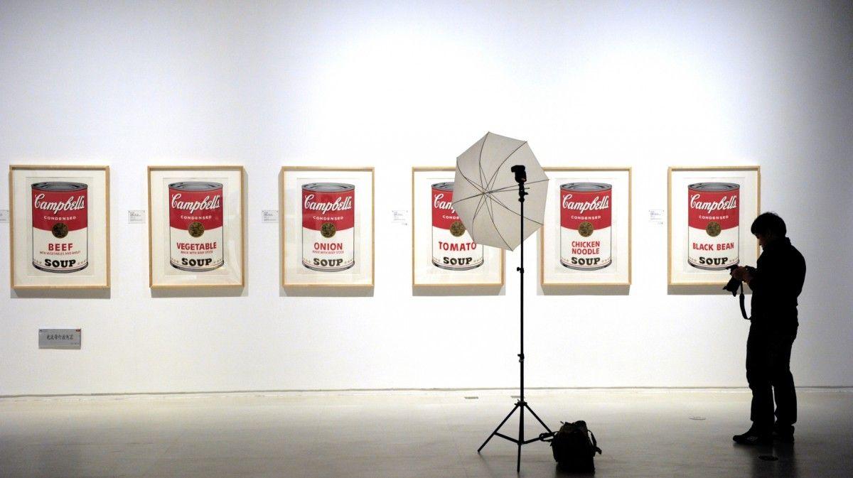 Künste - Peter Barks AFP