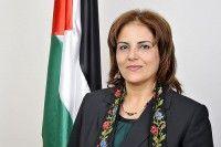 Dr. Khouloud Daibes – Botschafterin Palästinas in der Bundesrepublik Deutschland.