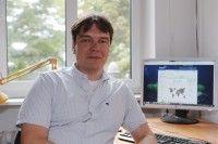 Mark Lenz forscht auf dem Gebiet der marinen Ökologie