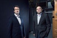 Die Entwickler Rinus Mieremet und Richard Ruijtenbeek