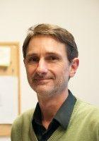 Portrait Søren Wichmann, Linguist am MAx-Planck-Institut für evolutionäre Anthropologie in Leipzig.