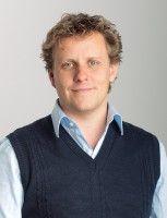 Dr. Ralf Kilian, Leiter der Forschungsgruppe, die den reversiblen Putz entwickelt hat