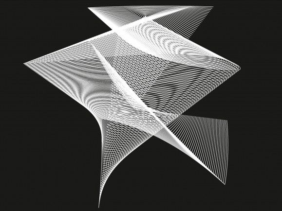 Absolute Gegenwart - Grafik - Teaser