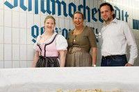 Schumacher Brauerei - Chefin Seniorchefin Braumeister - (c) Brauerei Schumacher